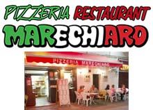 Pizzería Marechiaro c/Trinitat 67 Tel. 972 25 33 90 info@marechiaro.es Roses